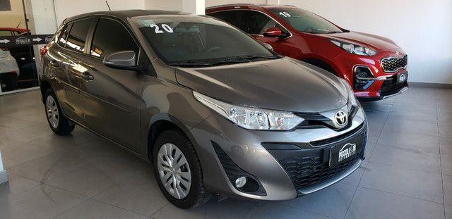 Toyota Yaris XL  1.3 Automático , mod 2020 garantia de fabrica , impecavel - Foto 12
