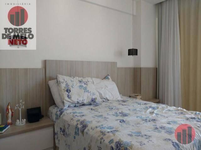 Apartamento à venda, 130 m² por R$ 1.050.000,00 - Fátima - Fortaleza/CE - Foto 3