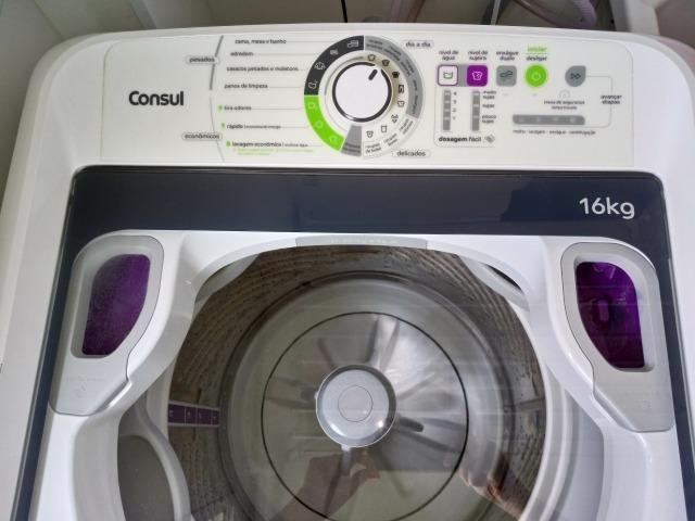 Lavadora de roupas Consul 16kg Apenas Venda