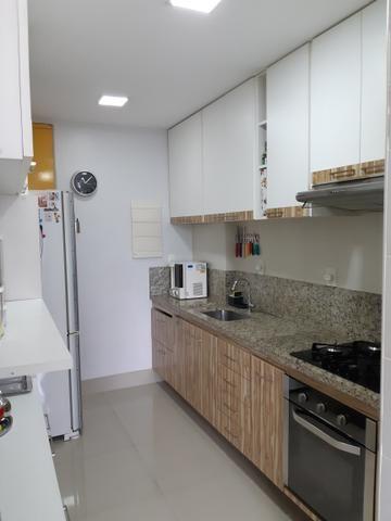 Vieira Alves - Apartamento Santa Clara com 3 suítes 100% mobiliado - Vendo 525 mil - Foto 4