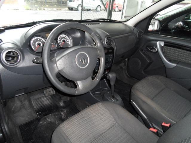 Sandero Privilege 1.6 2012 Automatico u.dono - Foto 7