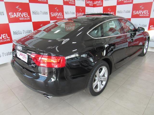 Audi A5 sportback attraction multitronic 2.0 tfsi 180 cv, 54mil km rodados, só DF - Foto 3
