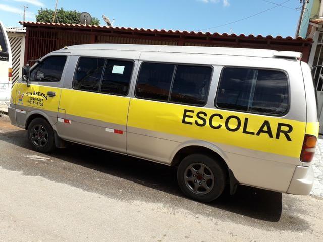 Van + Autorização Escolar - Foto 2