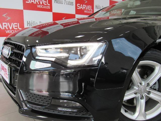 Audi A5 sportback attraction multitronic 2.0 tfsi 180 cv, 54mil km rodados, só DF - Foto 13