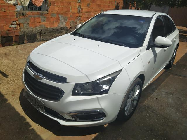 Ágio Chevrolet cruze LT 1.8 AT 2015