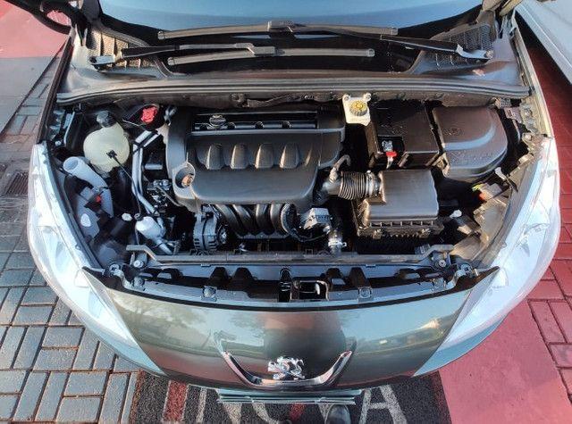 Peugeot 408 Feline 2.0 Flex Aut. Imperdível Financia 100% - Foto 5