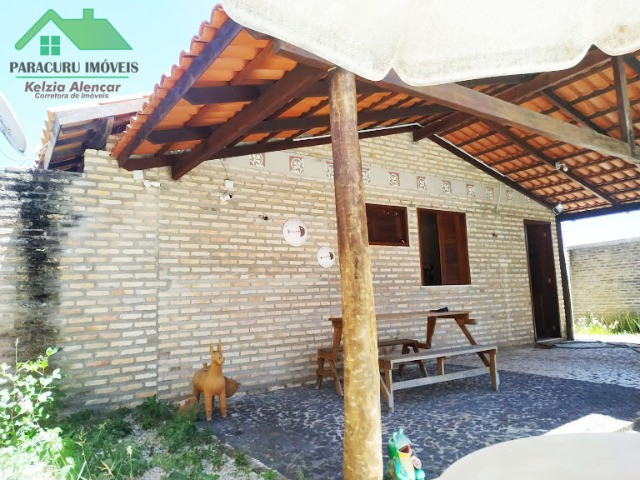 Agradável casa com piscina nas Carlotas em Paracuru - Foto 8