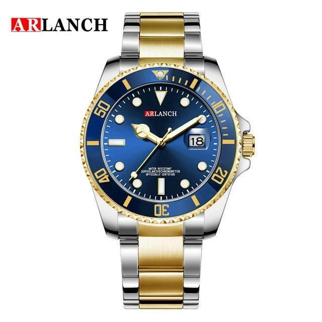 Relógio Arlanch Masculino Importado Pronta Entrega 3 Cores - Foto 3