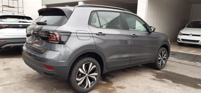 T Cross 200 TSI Aut - Exclusivo PCD - Foto 6