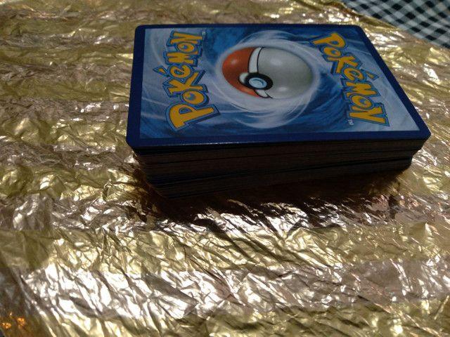 Cartinhas pokemon go 59 cartinhas - Foto 3