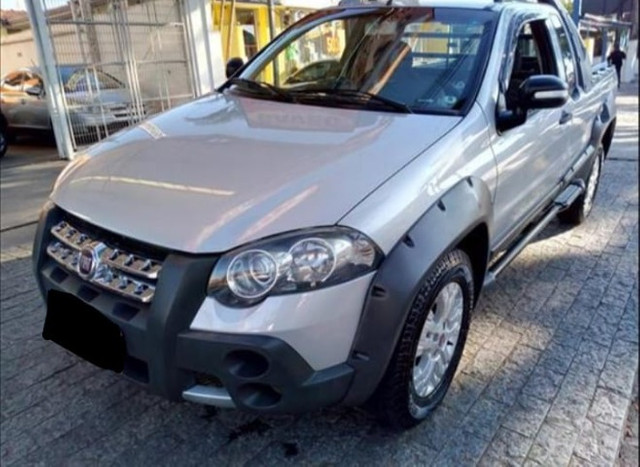 Fiat Strada Adventure 1 8   1 8 Locker Flex Ce 2010