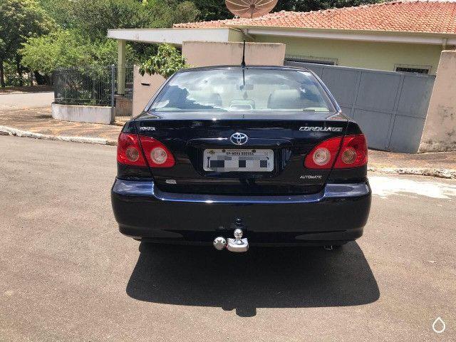 Corolla Sedan XEI 1.8 Automático 2008 - Foto 4