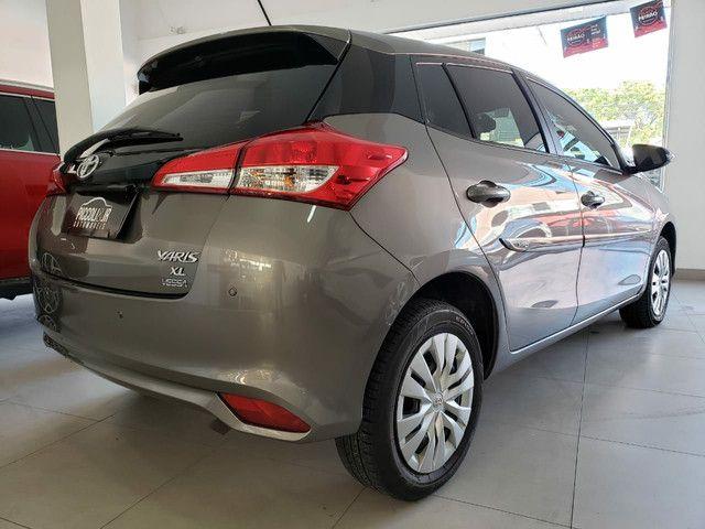 Toyota Yaris XL  1.3 Automático , mod 2020 garantia de fabrica , impecavel - Foto 9