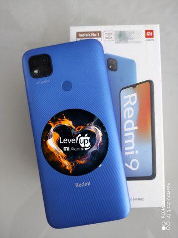 Xiaomi é na Level UP! Redmi 9 em Promoção.. Novo! Pront@ entrega