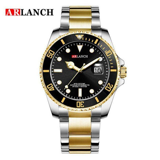 Relógio Arlanch Masculino Importado Pronta Entrega 3 Cores