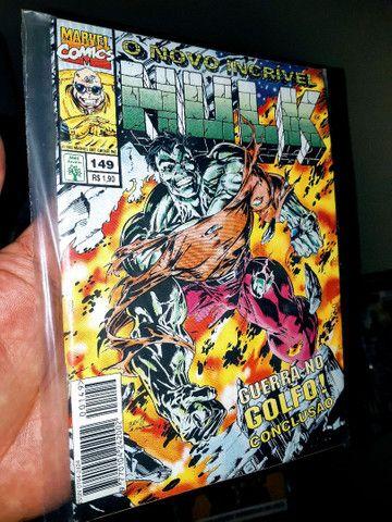 Hulk 149 editora abril