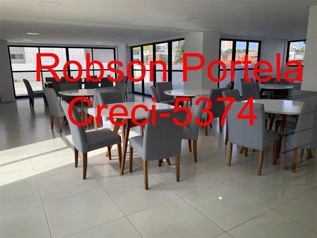 Apartamento em Miramar 3 Quartos, 2 vagas com área de Lazer completa - Foto 8