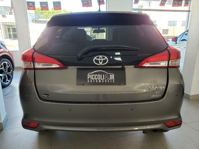 Toyota Yaris XL  1.3 Automático , mod 2020 garantia de fabrica , impecavel - Foto 17
