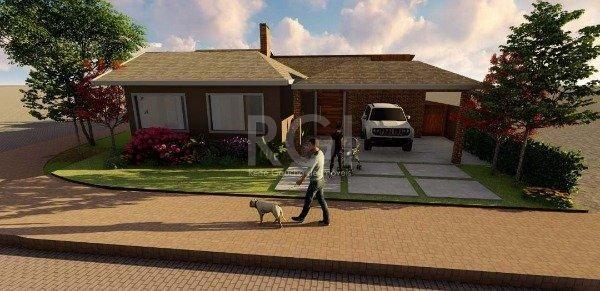 Casa à venda com 3 dormitórios em Alphaville, Porto alegre cod:LP1067