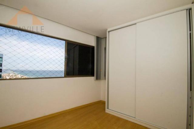 Apartamento com 4 quartos para alugar, 201 m² por R$ 9.499/mês - Boa Viagem - Recife - Foto 14