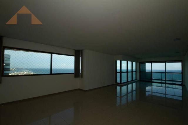 Apartamento com 4 quartos para alugar, 201 m² por R$ 9.499/mês - Boa Viagem - Recife - Foto 8