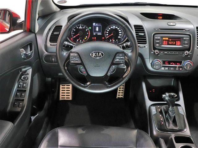Kia Cerato 1.6 FLEX SX AUTOMATICO - Foto 8
