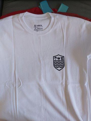 Camisas atacado  básicas Multimarcas de ótima qualidade para revenda  - Foto 6