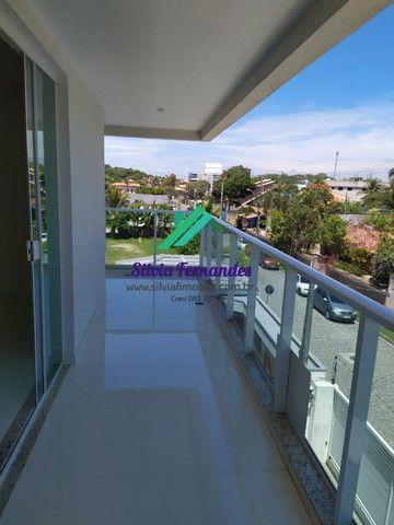 Apartamento para Locação em Rio das Ostras, Costa Azul, 3 dormitórios, 2 suítes, 3 banheir - Foto 3