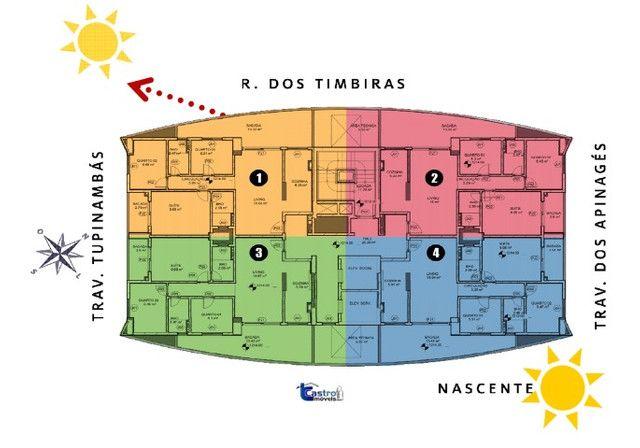 70) Way Batista Campos. 2 e 3 Quartos. 1 ou 2 Vagas. - Foto 12