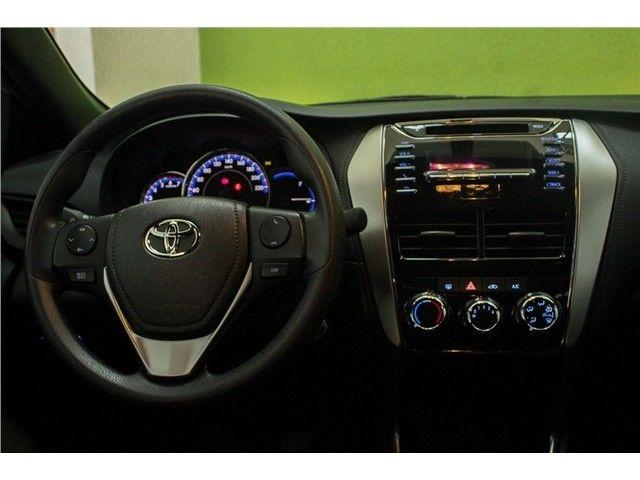 Toyota Yaris 2019 1.3 16v flex xl manual - Foto 12