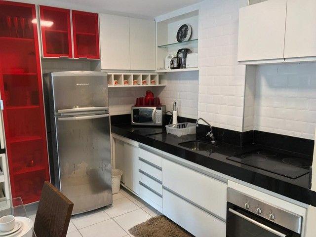 Apartamento Terreo de 3 quartos Pé na Areia Beach Living Porto das Dunas - Foto 3