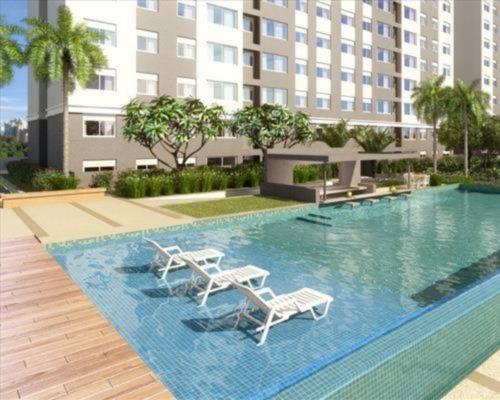 Apartamento à venda com 2 dormitórios em Jardim lindóia, Porto alegre cod:LU26068 - Foto 7