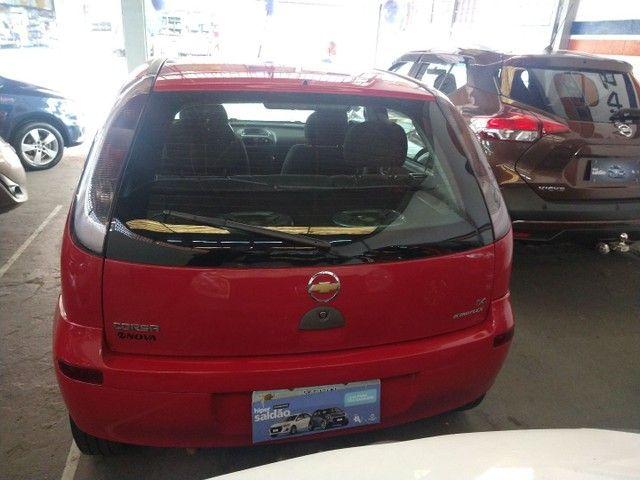 Corsa Hatch Maxx 1.4 flex 2011 impecável com baixa quilometragem RARIDADE - Foto 5