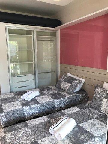 Apartamento Terreo de 3 quartos Pé na Areia Beach Living Porto das Dunas - Foto 7