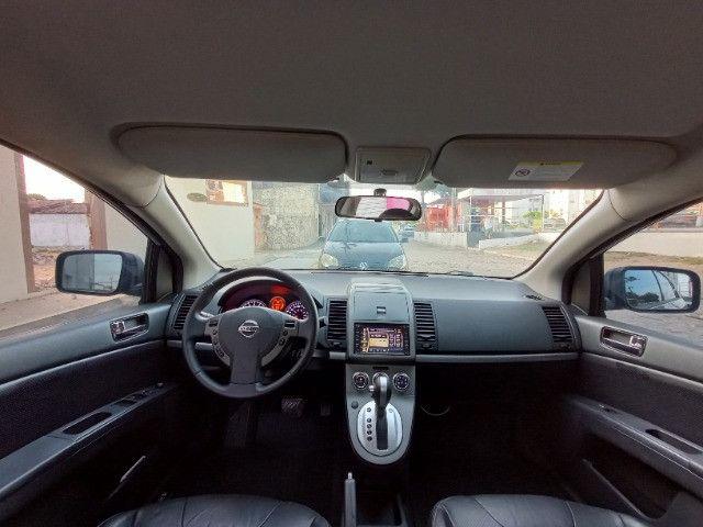 Nissan Sentra 2.0 S 16V Flex 4P Automático - Extra! Oportunidade Única! - Foto 9