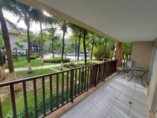 Apartamento Terreo de 3 quartos Pé na Areia Beach Living Porto das Dunas - Foto 2