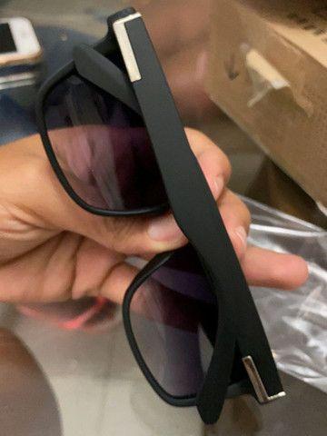 Óculos de Sol Masculino Quadrado Estiloso - Foto 2