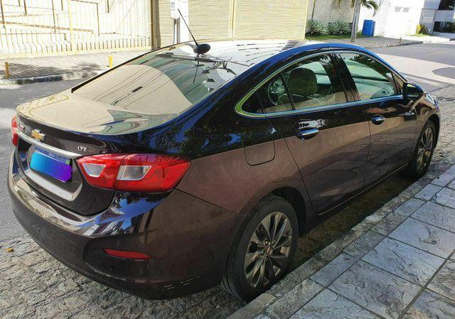 Chevrolet cruze ltz 1.4 turbo 2017 IPVA pago - Foto 6
