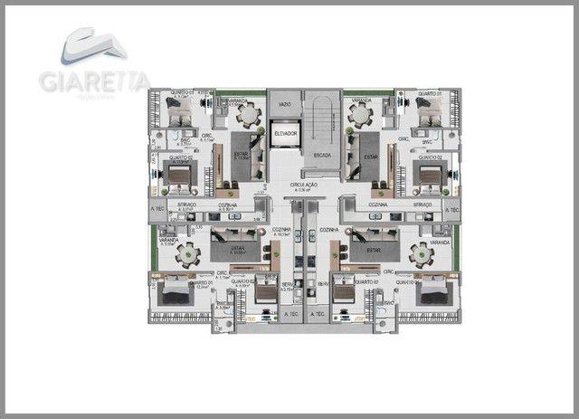 Apartamento à venda, JARDIM LA SALLE, TOLEDO - PR - Foto 4