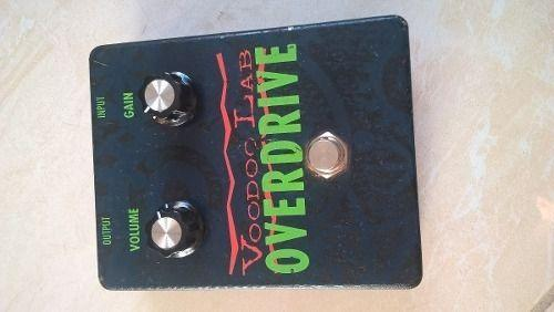 Pedal Voodoo Lab Overdrive Usa