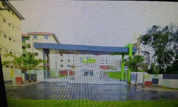 Apartamento ssuper life em Castanhal quitado por 60 mil avista zap *