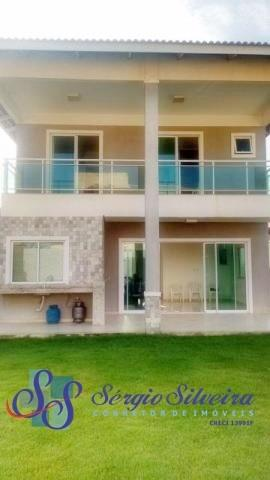 Casa à venda no Porto das Dunas com 4 suítes duplex fino acabamento! - Foto 4