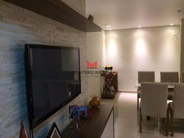 Exclusivo Apartamento 3 QTS Todo Decorado e Planejado - 2 Vgs e Lazer Completo