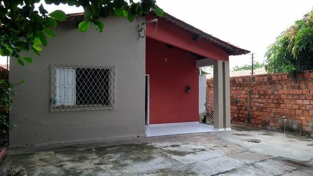 Vendo uma casa no bairro de Fátima próximo a universidade federal