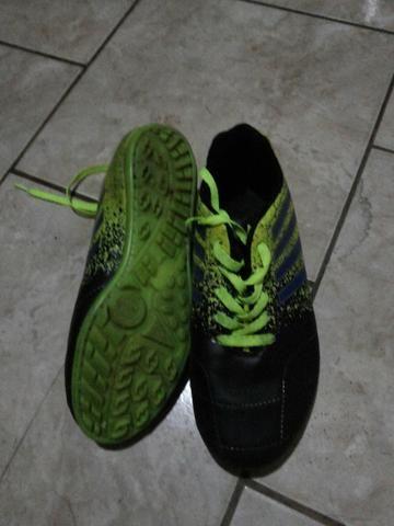 a6390d9142 Chuteira Society - N. 41 - Esportes e ginástica - Nuc Hab P J Paulo ...