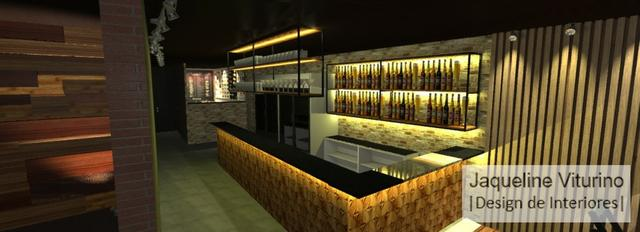 Designer de Interiores/ Projetos/ Mobiliário/ Maquetes 3ds - Foto 4