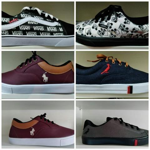 0bd22b9b6 Tênis e botas, masculinos e femininos, sapatos esportivos - Roupas e ...
