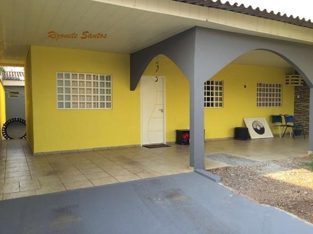 Casa no bairro Aponiã R$ 230 mil