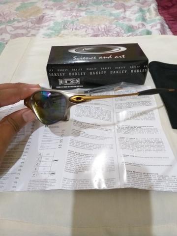 a6324ed1e Óculos Oakley juliet Double xx 24k - Bijouterias, relógios e ...