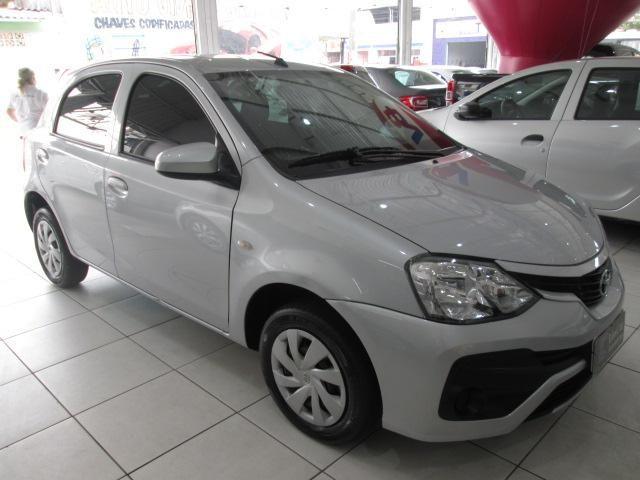 Toyota Etios Hatch Etios X 1.3 (Flex) - Foto 9